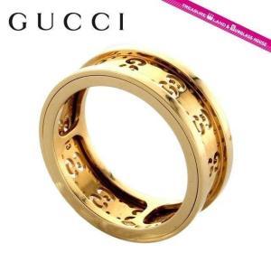 訳あり アウトレット gucci グッチ リング 指輪 201982 J8500 8000 ゴールド GGアイコン トワール ジュエリー アクセサリー|treasureland