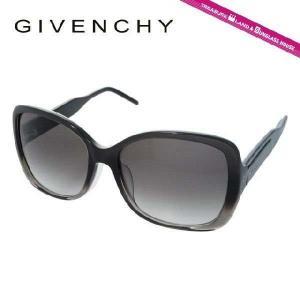 ジバンシー GIVENCHY サングラス SGV843G 09Q8 グレー/スモークグラデーション メンズ 紫外線 UV カット treasureland