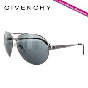 ジバンシー GIVENCHY サングラス SGV415 0568 ガンメタル グレー メンズ 紫外線 UV カット treasureland