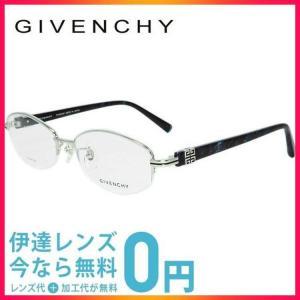 ジバンシー GIVENCHY メガネ フレーム VGVA06J-579 53 伊達 メガネ 眼鏡 レディース 女性 ユニセックス treasureland