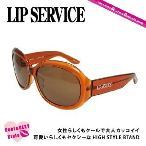 リップサービス LIP SERVICE サングラス LS-6504-4 レディース 秋|treasureland