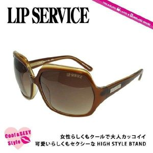 リップサービス LIP SERVICE サングラス LS-6508-4 レディース 秋|treasureland