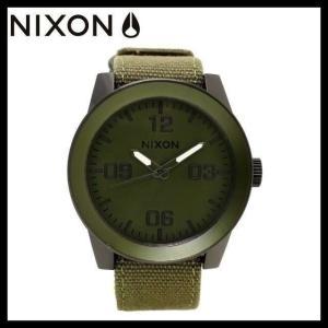 ニクソン 腕時計 防水 NIXON NA2431377-00 コーポラル CORPORAL サープラス SURPLUS ANO メンズ 男性 レディース 女性 国内正規品 treasureland