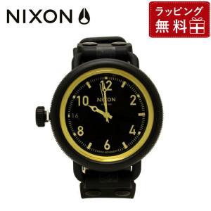ニクソン 腕時計 防水 NIXON NA4881354-00 NIXON OCTOBER: MATTE BLK/ORANGE TINT 国内正規品 メンズ 男性 レディース 女性 treasureland