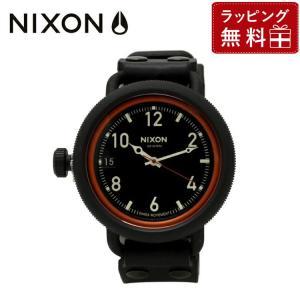 ニクソン 腕時計 防水 NIXON NA488760-00 NIXON OCTOBER: ALL BLACK/RED 国内正規品 メンズ 男性 レディース 女性 treasureland