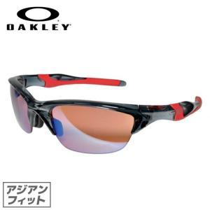 オークリー サングラス OAKLEY OO9153-11 Half Jacket 2.0 Crystal Black G30 Iridium ハーフジャケット 野球 ゴルフ スポーツ オークレー 紫外線 UV カット|treasureland