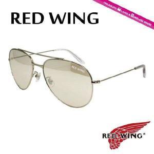 レッドウィング サングラス RED WING RW-001 3 ガラスレンズ メンズ 紫外線 UV|treasureland