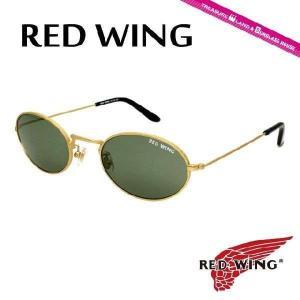 レッドウィング サングラス RED WING RW-002 1 ガラスレンズ メンズ 紫外線 UV|treasureland