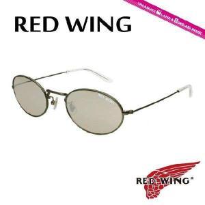 レッドウィング サングラス RED WING RW-002 2 ガラスレンズ メンズ 紫外線 UV|treasureland