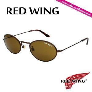 レッドウィング サングラス RED WING RW-002 4 ガラスレンズ メンズ 紫外線 UV|treasureland