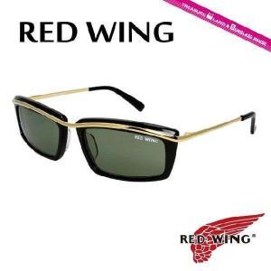 レッドウィング サングラス RED WING RW-004 1 ガラスレンズ メンズ 紫外線 UV|treasureland