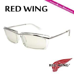 レッドウィング サングラス RED WING RW-004 3 ガラスレンズ メンズ 紫外線 UV|treasureland