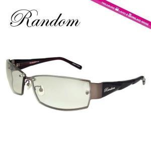 ランダム サングラス Random RD-9006-3 メンズ レディース 紫外線 UV カット|treasureland