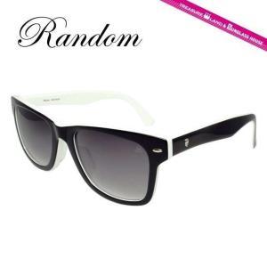 ランダム サングラス Random RDS-9008-3 メンズ レディース 紫外線 UV カット|treasureland