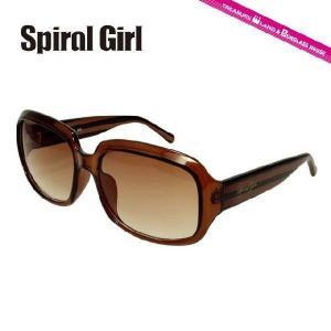 スパイラルガール サングラス SPIRAL GIRL SPS6008-2 レディース 女性 紫外線 UV カット|treasureland
