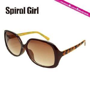 スパイラルガール サングラス SPIRAL GIRL SPS6010-2 レディース 女性 紫外線 UV カット|treasureland
