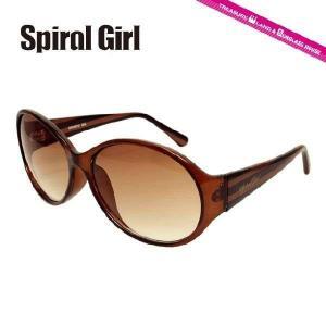 スパイラルガール サングラス SPIRAL GIRL SPS6012-2 レディース 女性 紫外線 UV カット|treasureland