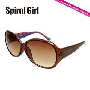 スパイラルガール サングラス SPIRAL GIRL SPS6013-2 レディース 女性 紫外線 UV カット|treasureland