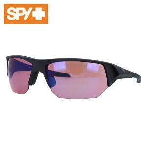 スパイ サングラス SPY ALPHA アルファ Matte Black/Rose Contact Blue Mirror メンズ メンズ レディース|treasureland