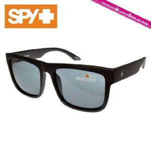 スパイ サングラス SPY DISCORD ディスコード Matte Black/Grey メンズ メンズ レディース|treasureland