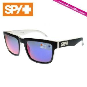 スパイ サングラス SPY HELM ヘルム Whitewall/Grey With Navy Spectra メンズ メンズ レディース|treasureland