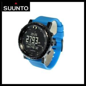 スント 腕時計 防水 SUUNTO CORE BLUE CRUSH SS018731000 ウォッチ メンズ レディース 国内正規品|treasureland