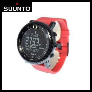 スント 腕時計 防水 SUUNTO CORE RED CRUSH SS018810000 ウォッチ メンズ レディース 国内正規品|treasureland