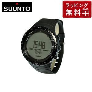 スント 腕時計 防水 SUUNTO CORE REGULAR BLACK SS014809000 ウォッチ メンズ レディース 国内正規品|treasureland