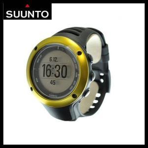 スント 腕時計 防水 SUUNTO AMBIT2S LIME SS020134000 ウォッチ メンズ レディース 国内正規品|treasureland