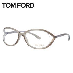 トムフォード メガネフレーム TOMFORD TF5044 906 54 セル ハーフリム ラウンド...