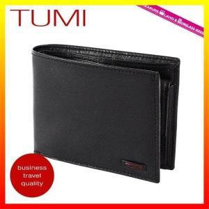 トゥミ 折り財布 96-1439/01 メンズ...