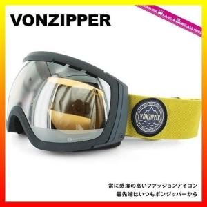 ゴーグル ボンジッパー VONZIPPER フィーノム FEENOM N.L.S. SIC AE21M-704 アジアンフィット 国内正規品|treasureland