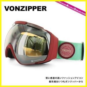 ゴーグル ボンジッパー VONZIPPER イーエルカーボン EL KABONG SIR AE21M-700 アジアンフィット 国内正規品|treasureland