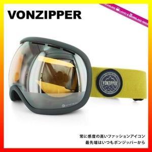 ゴーグル ボンジッパー VONZIPPER フィッシュボール FISHBOWL SIC AE21M-702 アジアンフィット 国内正規品|treasureland