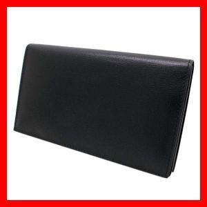 並行輸入 財布 ウォレット ヴァレクストラ Valextra ブラック 黒 ソフト カーフ メンズ レディース V8L68 BK 044000N|treasureland