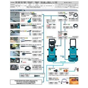 マキタ  Makita  高圧洗浄機 100V 50/60Hz共用 5mコード付き MHW0810|treasuretown|03