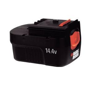 ブラック&デッカー B&D 14.4V スライド式 バッテリーパック A144|treasuretown