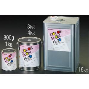 エスコ ESCO 1.0kg 耐熱塗料(艶アリ・白) EA942FA-35