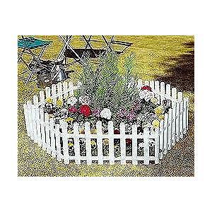 アイリスオーヤマ ガーデンフェンス ホワイト GF-310|treasuretown