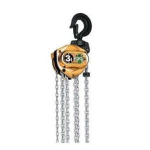 象印 手動チェーンブロック ホイストマン 小型軽量チェーンブロック トルコン機能付チェーンブロック 2t HM3-02030 HM3-200 treasuretown