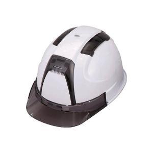 トーヨーセフティー TOYO ABS製 超高性能 ヘルメット 白 No.390F-OTSS|treasuretown
