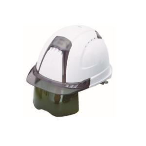 トーヨーセフティー  TOYO ABS製 超高性能 ヘルメット 白 No.391F-S-G|treasuretown