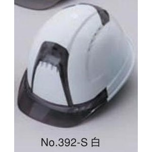 トーヨーセフティー  TOYO ABS製 超高性能 ヘルメット 白 No.392F-S|treasuretown