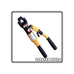 ロブテックス エビ 手動油圧式圧着工具 ALKH60N treasuretown