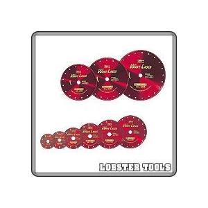 ロブテックス エビ ダイヤモンドホイール ウェブレーザー(乾式) 260mm穴径22mm WL25522|treasuretown