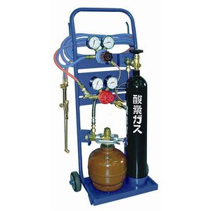 スズキット スター電機 ガス 溶断機 ガスタンクミニ 500SSZ|treasuretown