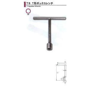 旭金属工業 アサヒ ASAHI T形ボックスレンチ 24mm TB0024|treasuretown