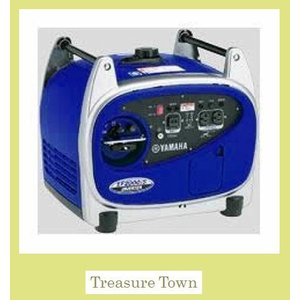 ヤマハ YAMAHA インバーター 発電機 EF-2000is|treasuretown