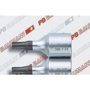 PB スイスツールズ 3/8SQ ヘクスローブ ビット ソケット セット V10-398/SET|treasuretown