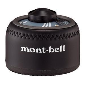モンベル(mont-bell) プロテクター カートリッジチューブプロテクター110 ブラック 11...